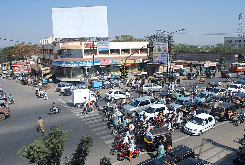 Smart City Challenge >> Aurangabad City Review   Rickshaw Challenge