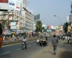Downtown Calicut
