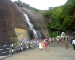 Courtallam Water Falls