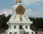 Mindroling stupa
