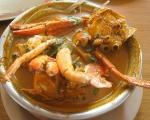 Karwar Crab Masala