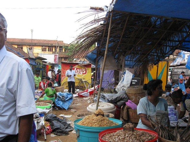 Margao city review rickshaw challenge part 3 for City fish market