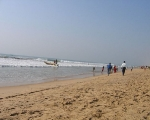 The Puri Beach