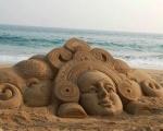 Puri Sand Art