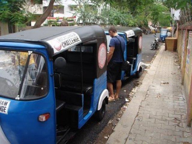 Auto Rickshaw Sales