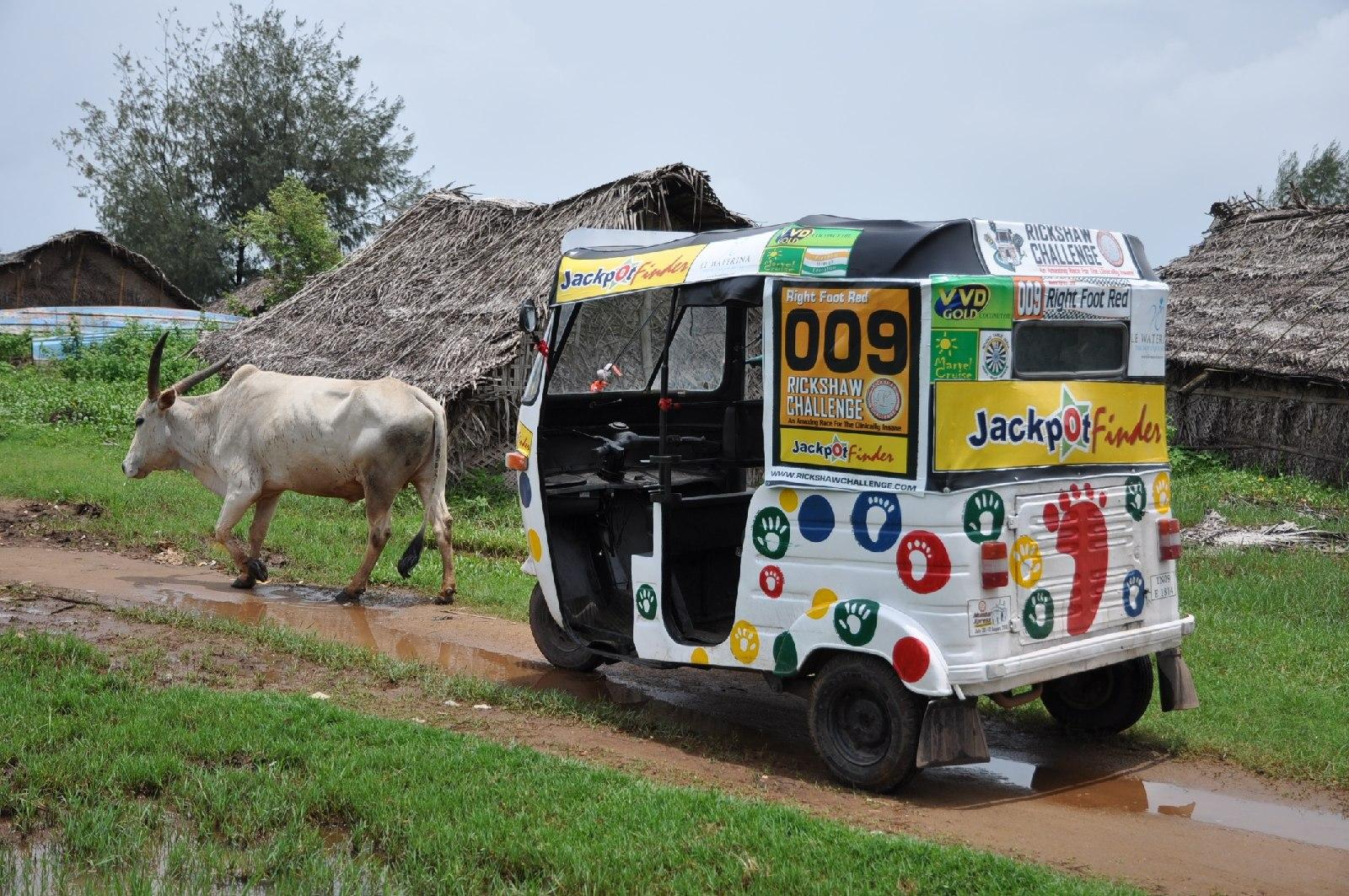 Auto Rickshaw For Rent In Trivandrum: The Great Indian Rickshaw Challenge