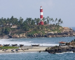 Kovalam Lighthouse