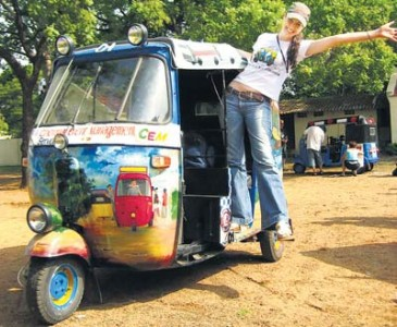 Rickshaw Rental