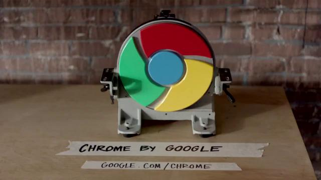 Google Chrome Speed Test