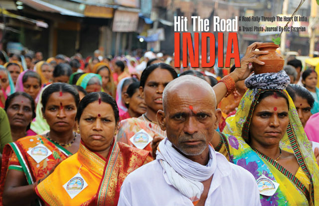 Hit the Road India | The Book