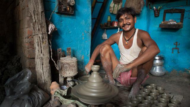 Tea Cup Maker
