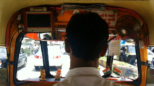 Auto Rickshaw Wala