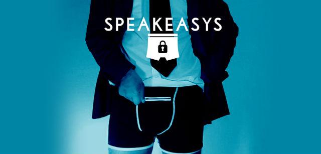 Speakeasy Briefs