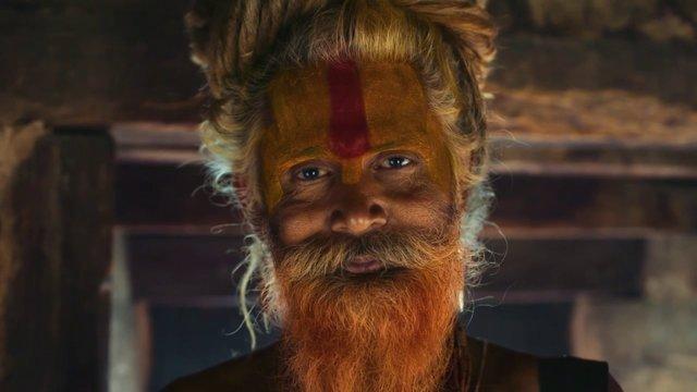 Portraits of a Sadhu
