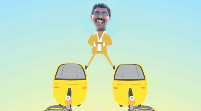 Rickshaw Challenge Happy Holidays