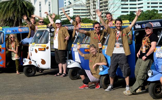 Auto Rickshaw Diaries