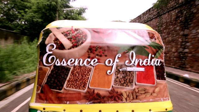 essence of india with samira nanda rickshaw challenge. Black Bedroom Furniture Sets. Home Design Ideas