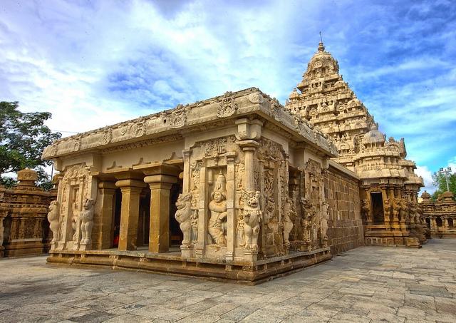Kanchi Kailasanathar Temple,