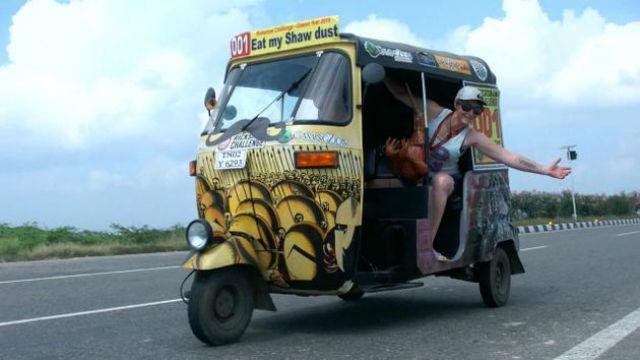 Rickshaw Challenge Classic Run