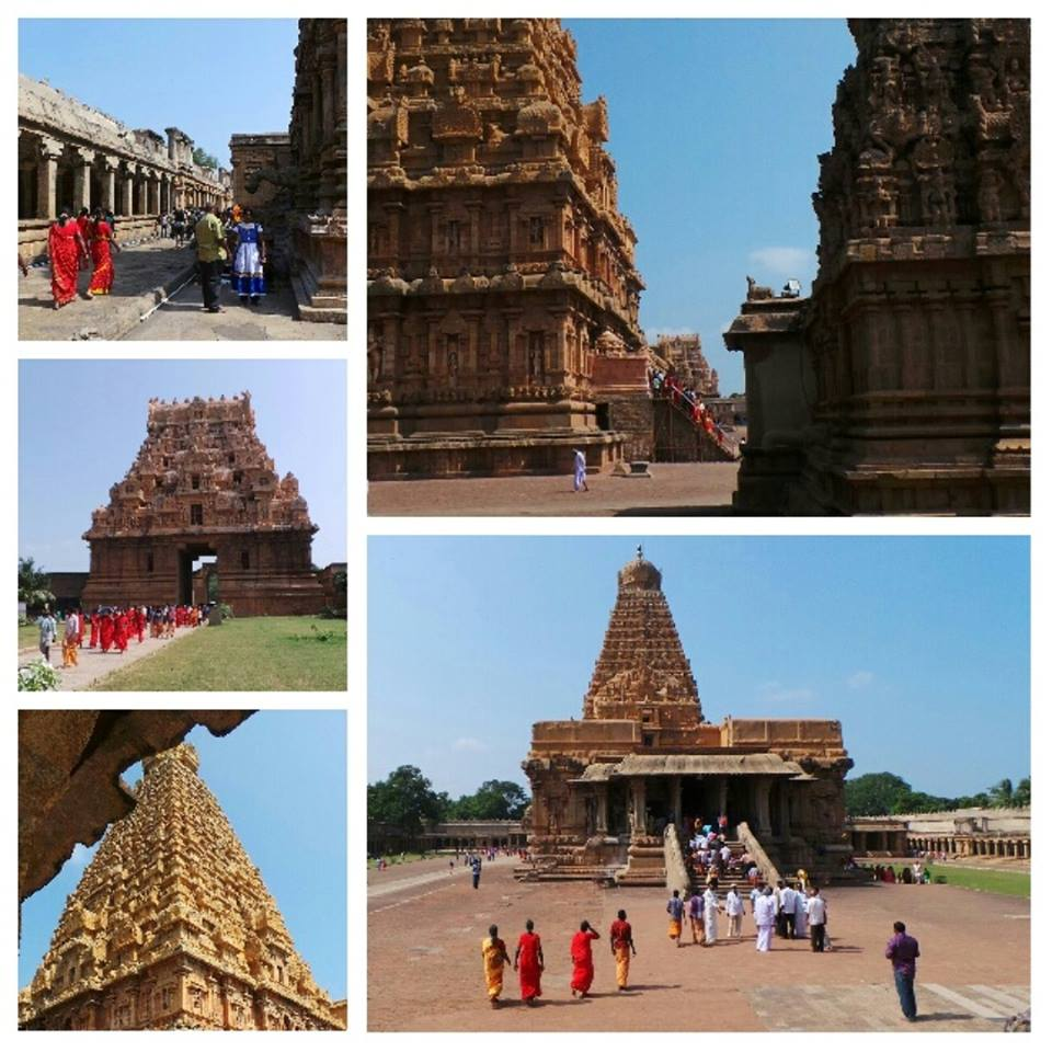 Brihadishwara Temple, Thanjavur