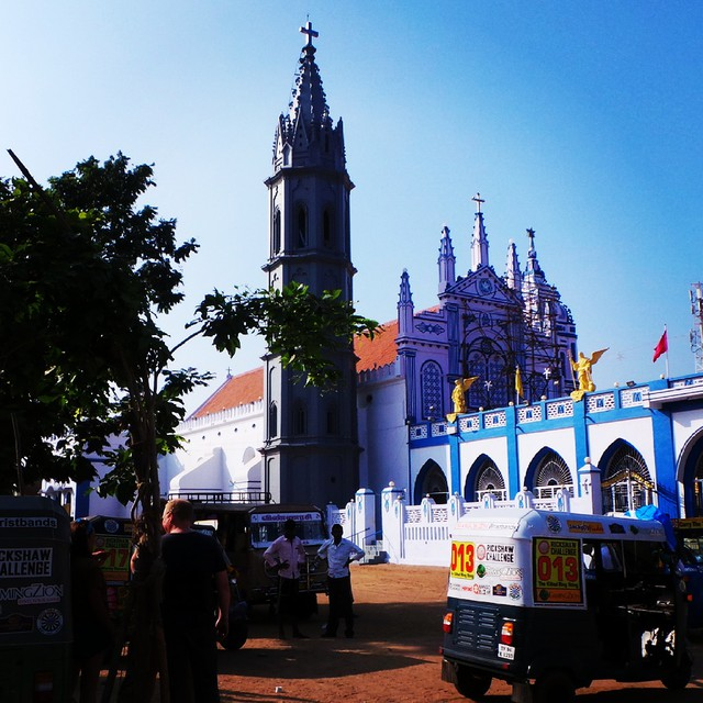 Lady of Snows basilica in Tuticorin.