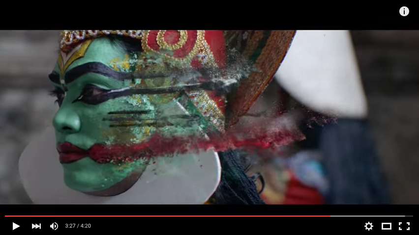 Coldplay's New Music Video Receives Cold, Cold Shower