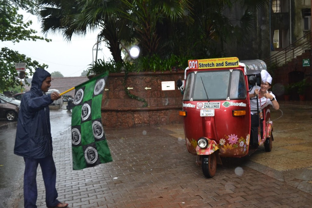 Thieving Monkeys and the Monsoon: Days 3 and 4 of the Deccan Odyssey 2016