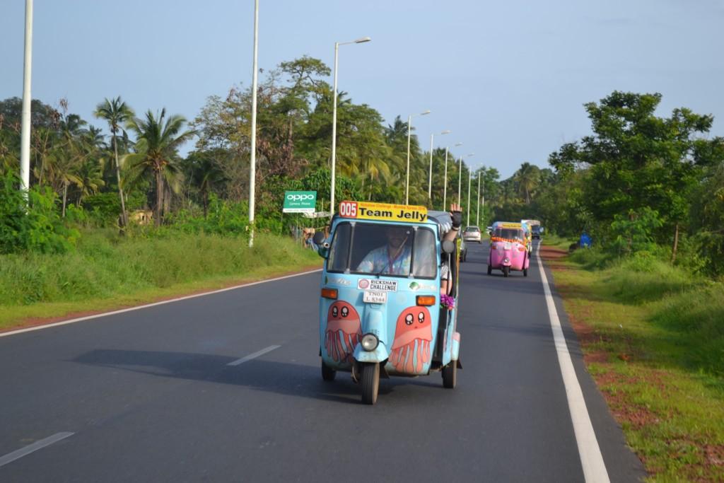Rickshaw Challenge - Mumbai Xpress 2016: Over and Out