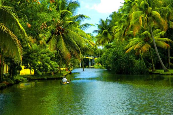 Allapuzha: Kerala