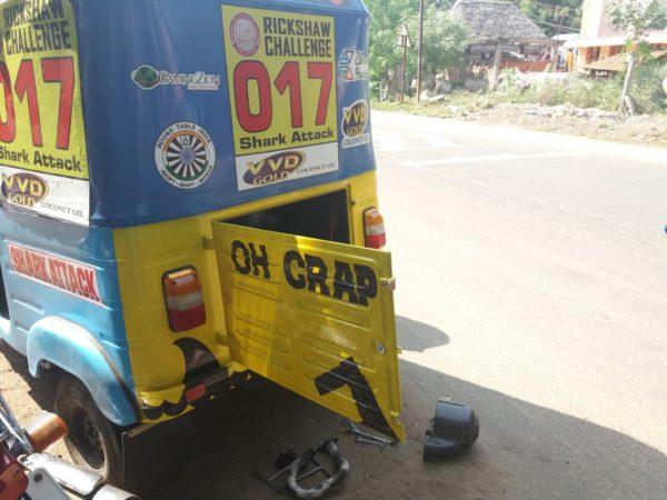 The Rickshaw Challenge Classic Run Days 3 & 4: So far so good!