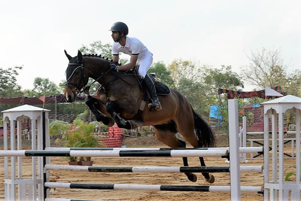 The Pondicherry Equestrian Challenge Begins Today!