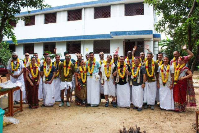 Tamilnadu Run 2017: Day 1 + 2