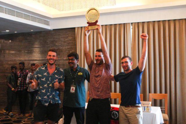 Deccan Odyssey 2018: Day 9