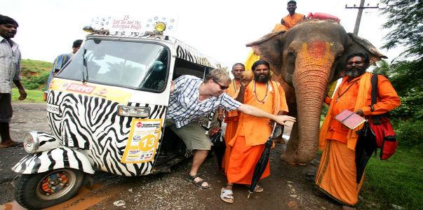 Auto Rickshaw For Rent In Trivandrum: Rickshaw Challenge